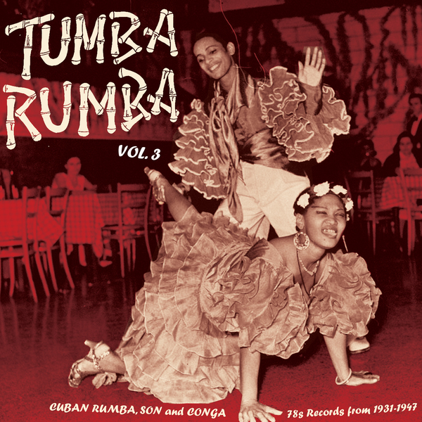 a3ef6befdfdc Various Artists - Tumba Rumba Vol 3  LP by Discobole.gr