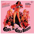 GIRL IN GOLD BOOTS ORIGINAL MOTION PICTURE SOUNDTRACK + DVD