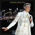 CONCERTO ONE NIGHT IN CENTRAL PARK - 10TH ANNIVERSARY (Gold Vinyl)