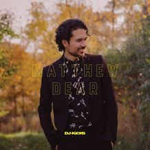 MATTHEW DEAR DJ- KICKS