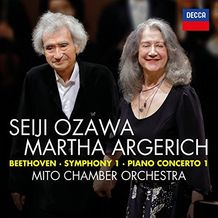 BEETHOVEN:SYMPHONY NO.1 IN