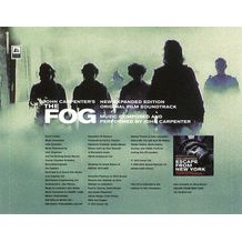 THE FOG (NEW EXPANDED EDITION ORIGINAL FILM SOUNDTRACK)