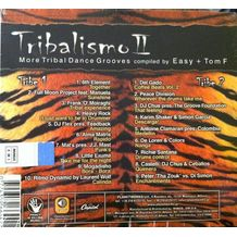 TRIBALISMO II (MORE TRIBAL DANCE GROOVES)