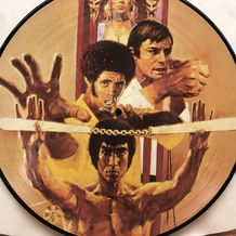 ENTER THE DRAGON(Original Sound Track From The Motion Picture)