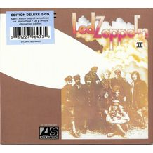 LED ZEPPELIN II  (DELUXE EDITION) 2CD