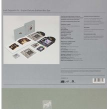 LED ZEPPELIN IV (SUPER DELUXE EDITION)