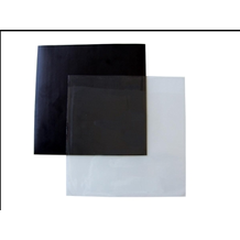 LOW DENSITY PE 12INCH OUTER SLEEVES - 130 MICRON