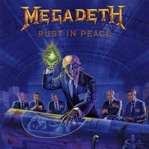 RUST IN PEACE ( REMASTERED WITH BONUS TRACKS)