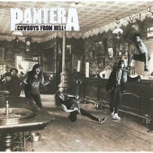 COWBOYS FROM HELL ( RE-ISSUE)