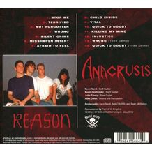 REASON - RE-ISSUE