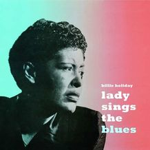 LADY SINGS THE BLUES -COLOURED