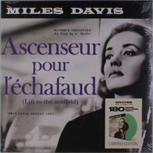 ASCENSEUR POUR L'ECHAFAUD (LIMITED EDITION IN SOLID GREEN VINYL/ 180GR.)