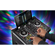 NUMARK Party Mix Pro DJ Controller με Ηχείο 80W peak
