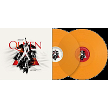 MANY FACES OF QUEEN (TRANSPARENT ORANGE VINYL)
