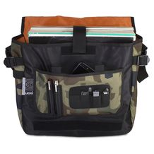 U9450BC/OR UDG Ultimate CourierBag Black Camo Orange