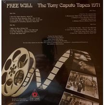 TONY CAPUTO TAPES - 1971