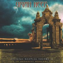 OFFICIAL BOOTLEG VOLUME II - LIVE IN BUDAPEST HUNGARY 2010