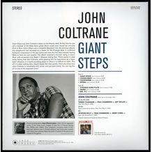 GIANT STEPS - GATEFOLD LTD