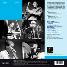 KIND OF BLUE - 180gr./Francis Wolff Collection/Incl. 1 Bonus Track