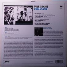 KIND OF BLUE ( JAZZ WAX RECORDS )
