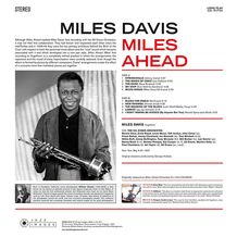 MILES AHEAD - William Claxton Collection