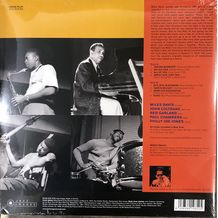 ROUND ABOUT MIDNIGHT - 180gr./Francis Wolff Collection/Incl. 2 Bonus Tracks