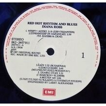 RED HOT RHYTHM AND BLUES
