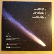 IN THE TAIL OF A COMET - RED VINYL EDITION