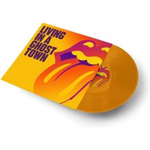 LIVING IN A GHOST TOWN - ( LTD ORANGE/YELLOW VINYL EDITION)