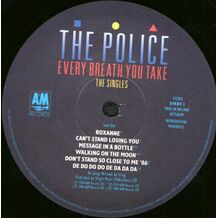 EVERY BREATH YOU TAKE - THE SINGLES ( UK COPY)