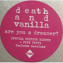 ARE YOU A DREAMER ? LTD PINK VINYL EDITION