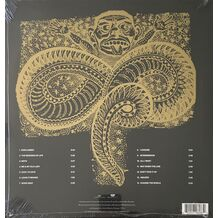 IXNAY ON THE HOMBRE - GOLD OPAQUE LIMITED VINYL EDITION
