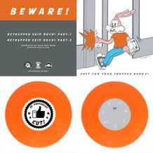 Just For Your Trapped Hand Volume 2 Orange Vinyl Edition