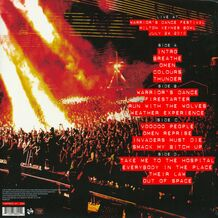 WORLD'S ON FIRE - 10TH ANNIVERSARY EDITION