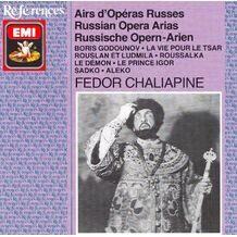 Airs d'Operas Russes