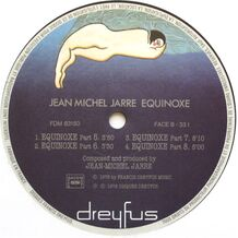 EQUINOXE ( FRENCH PRESSING)