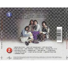 ULTIMATE COLLECTION THE WHO