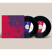 """THE ONLY ONE -  7 """" vinyl of 250 copies"""