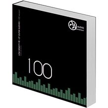 100 X LOW DENSITY PE 12INCH OUTER SLEEVES - 130 MICRON - AUDIO ANATOMY