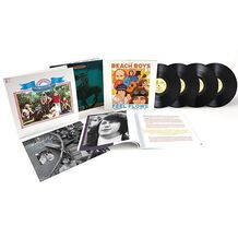 FEEL FLOWS: THE SUNFLOWER & SURF'S UP SESSIONS 1969-1971 (4LP)