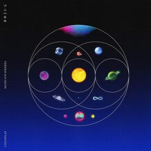 MUSIC OF THE SPHERES - With Limited front cover