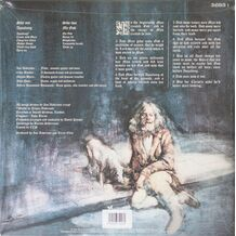AQUALUNG - LIMITED CLEAR EDITION