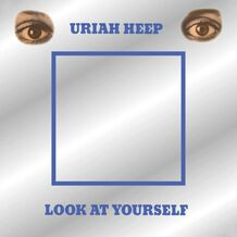 LOOK AT YOURSELF - TRANSPARENT VINYL