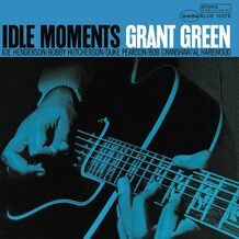 IDLE MOMENTS - BLUE NOTE CLASSIC VINYL