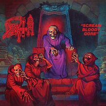 SCREAM BLOODY GORE -  LP  LIMITED EDITION Custom Butterfly with Splatter Edition