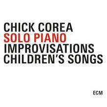 SOLO PIANO IMPROVISATIONS - CHILDREN'S SONGS
