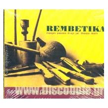 1925-1947- V.A.-REMBETIKA/SONGS OF THE GREEK UNDER