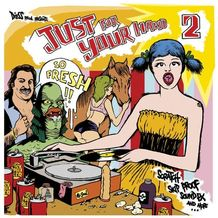 JUST FOR YOUR HAND 2 - LTD RED LP