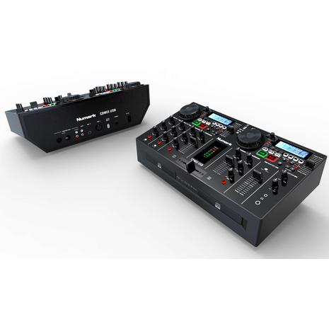 NUMARK CDMIX-USB Cd Mixer Package