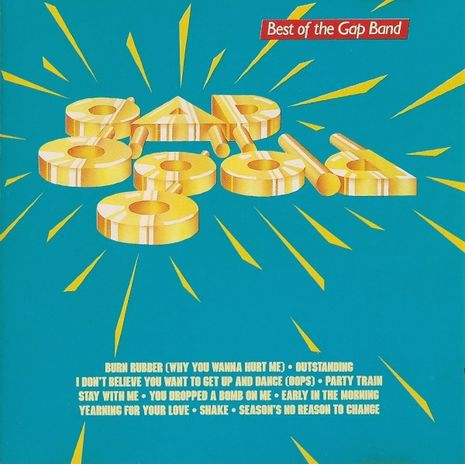 GAP GOLD : BEST OF THE GAP BAND